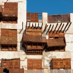 OLD JEDDAH HOUSES , SAUDI ARABIA